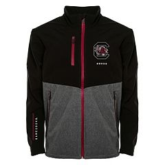Men's Franchise Club South Carolina Gamecocks Fusion Softshell Jacket