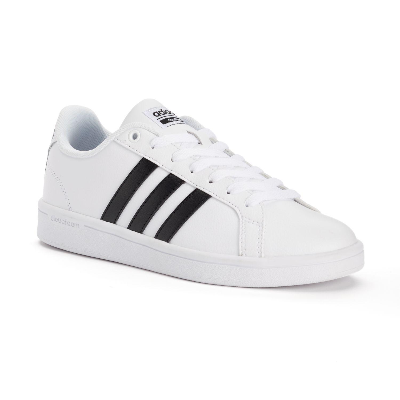 adidas NEO Cloudfoam Advantage Stripe Women\u0027s Shoes