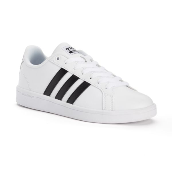 Adidas Neo Cloudfoam Advantage Stripe Women S Shoes