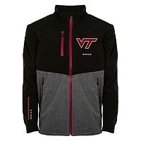 Men's Franchise Club Virginia Tech Hokies Fusion Softshell Jacket