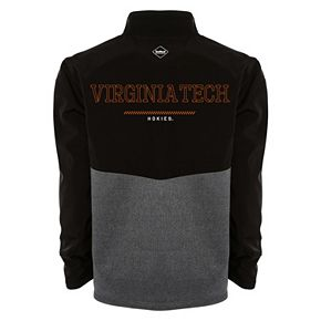 Men's Franchise Club Virginia Tech Hokies Fusion Softshell Jacket