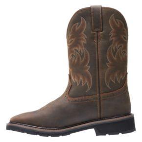 Wolverine Rancher Wellington Men's Steel-Toe Work Boots