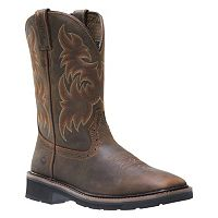 Wolverine Rancher Wellington Men's Work Boots
