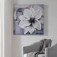 Madison Park Dusty Bloom Canvas Wall Art
