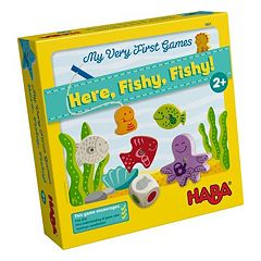 HABA My Very First Games Here, Fishy, Fishy!