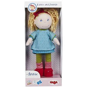 """HABA 13.75"""" Annie Doll"""