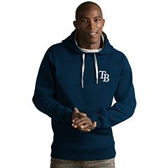Men's Antigua Tampa Bay Rays Victory Pullover Hoodie