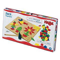HABA Large Geo Shape Tack Zap