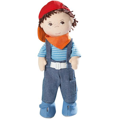 "HABA Graham 12"" Doll"