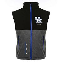 Men's Franchise Club Kentucky Wildcats Fusion Softshell Vest