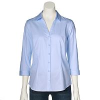 Women's Dana Buchman Sateen Shirt