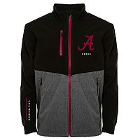 Men's Franchise Club Alabama Crimson Tide Fusion Softshell Jacket