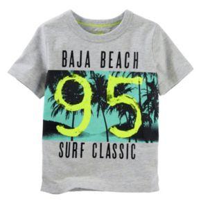 """Boys 4-8 OshKosh B'gosh® """"Baja 95 Surf Classic"""" Graphic Tee"""