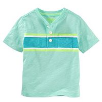 Boys 4-8 OshKosh B'gosh® Striped Henley