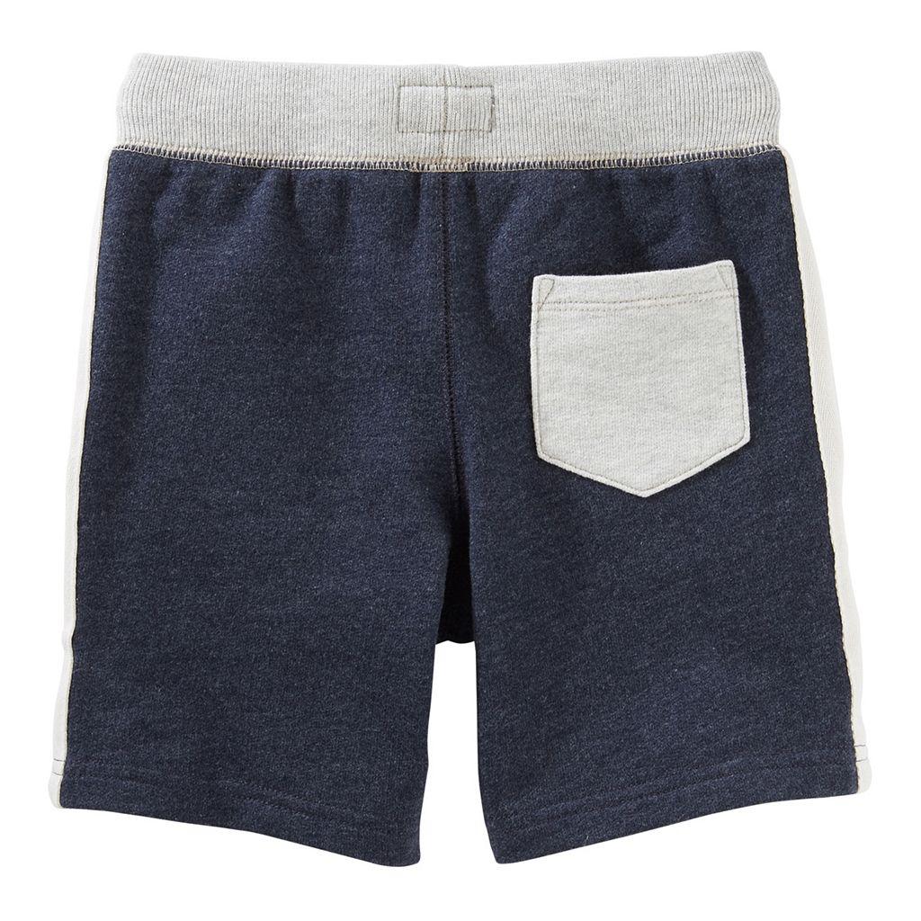 Boys 4-8 OshKosh B'gosh® Knit Terry Shorts