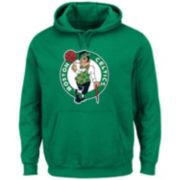 Men's Majestic Boston Celtics Tek Patch Hoodie