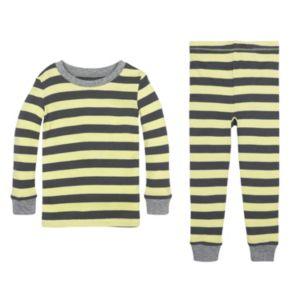 Baby Burt's Bees Baby Organic Stripe Pajama Set