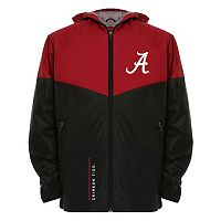 Men's Franchise Club Alabama Crimson Tide Storm Softshell Jacket