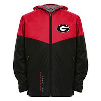 Men's Franchise Club Georgia Bulldogs Storm Softshell Jacket