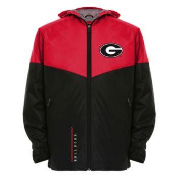 Men's Franchise Club Georgia Bulldogs Storm Softshell Jacket