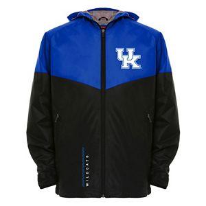 Men's Franchise Club Kentucky Wildcats Storm Softshell Jacket