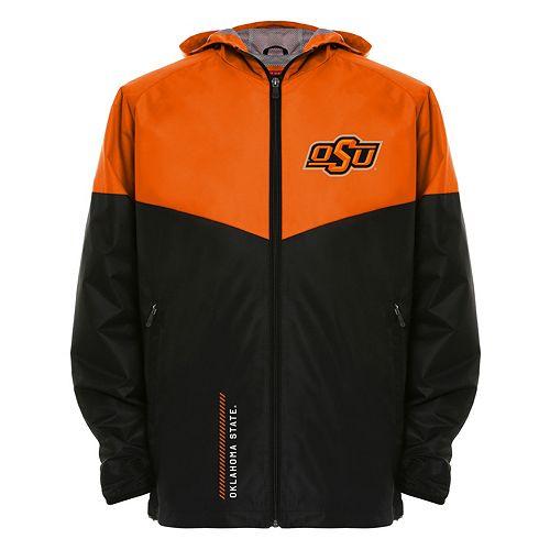 Men's Franchise Club Oklahoma State Cowboys Storm Softshell Jacket