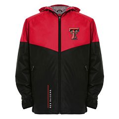 Men's Franchise Club Texas Tech Red Raiders Storm Softshell Jacket