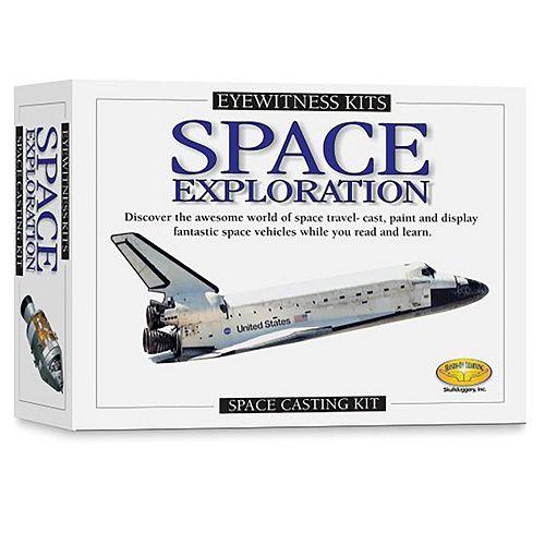 Space Exploration Casting Kit by Eyewitness Kit