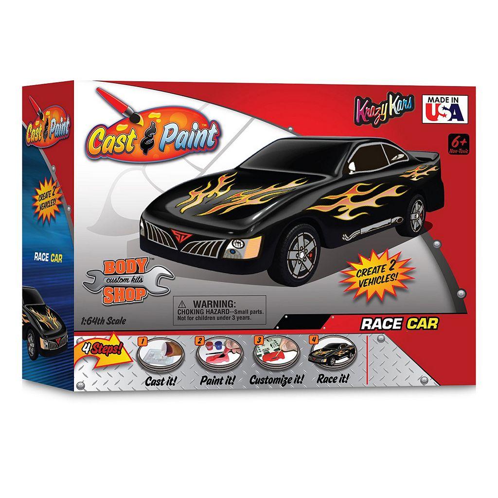 Max Traxxx Custom Racer Body Shop Kit