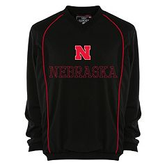 Men's Franchise Club Nebraska Cornhuskers Thermatec Pullover