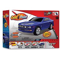 Max Traxxx Mustang Body Shop Kit