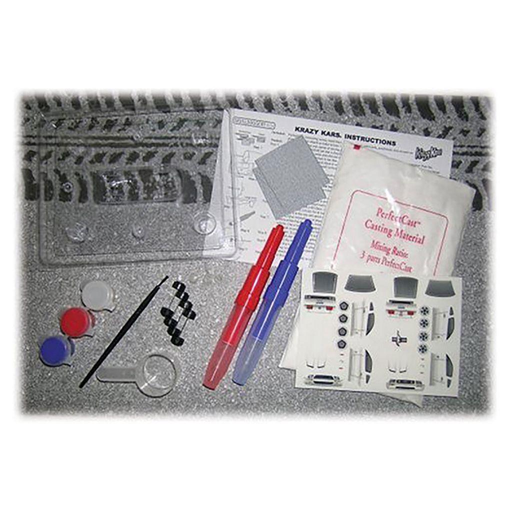 Max Traxxx Mustang Body Shop Kit