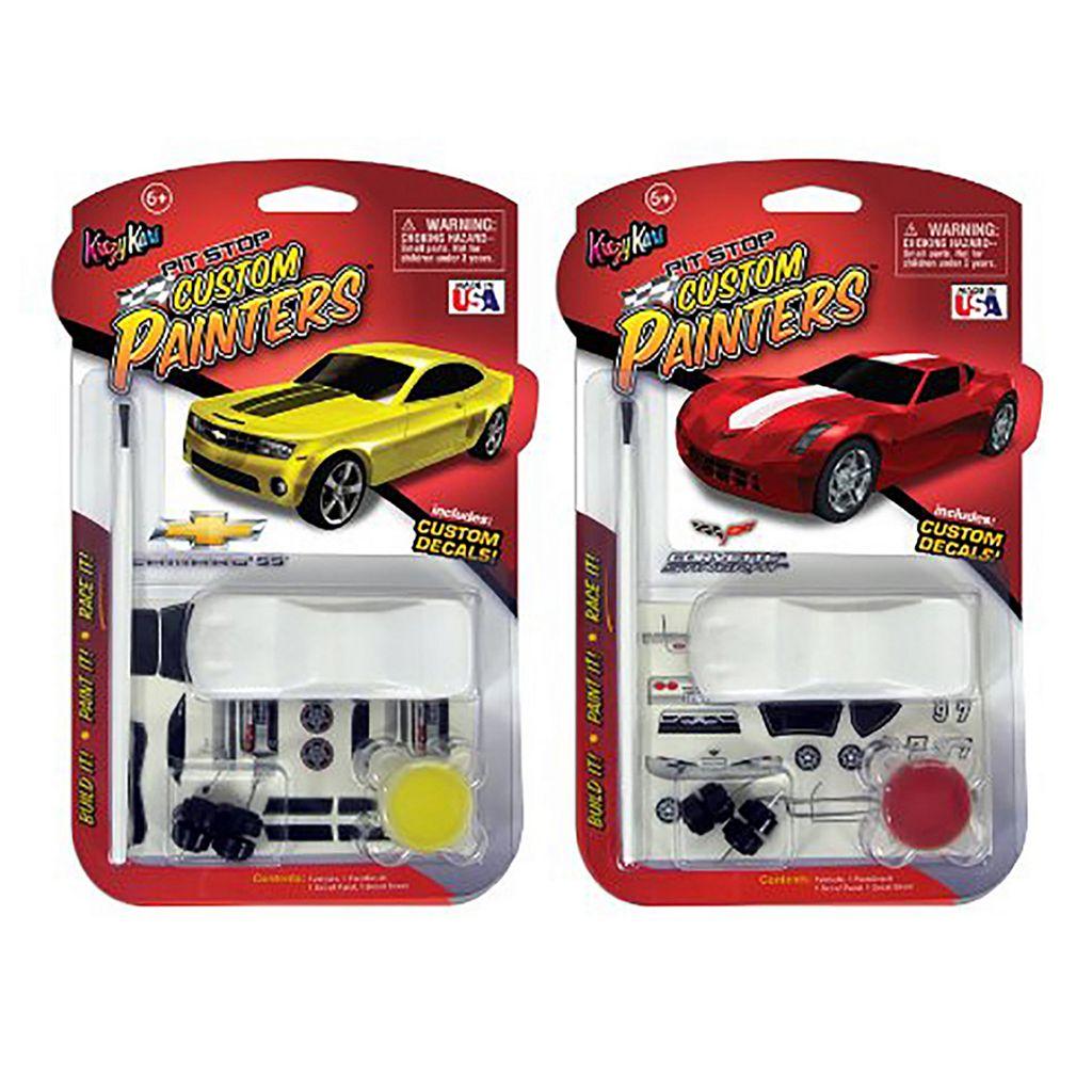 Max Traxxx Camaro & Corvette Custom Painters Kit