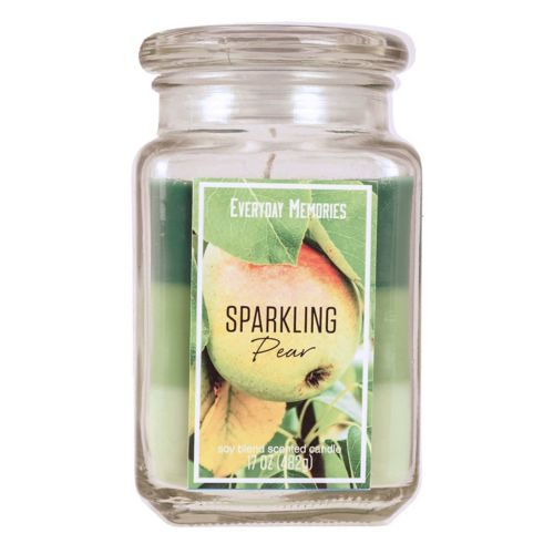 Sparkling Pear 17-oz. Candle Jar