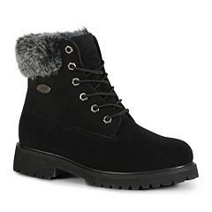 Lugz Convoy Faux-Fur Women's Ankle Boots by