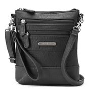 Stone & Co. Nancy Leather 3-Bagger Convertible Crossbody Bag