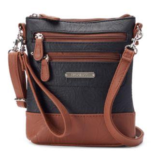 Stone & Co. Nancy Leather 3-Bagger Convertible Crossbody Bag