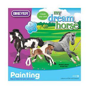 Breyer My Dream Horse Family Painting Kit