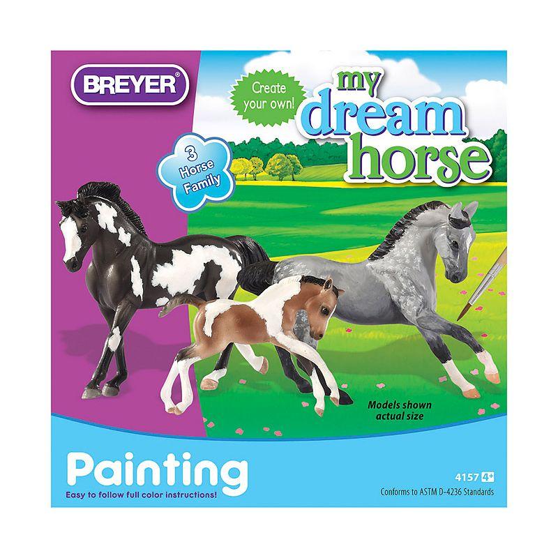 Breyer My Dream Horse Family Painting Kit, Multicolor