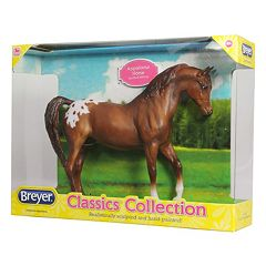 Breyer Classics Chestnut Appaloosa Model Horse
