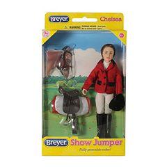 Breyer Classics Chelsea Show Jumper Doll