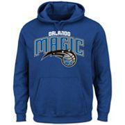 Men's Majestic Orlando Magic Tek Patch Hoodie