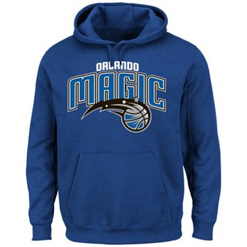 Men's Majestic Orlando Magic Tek Patch Hoodie