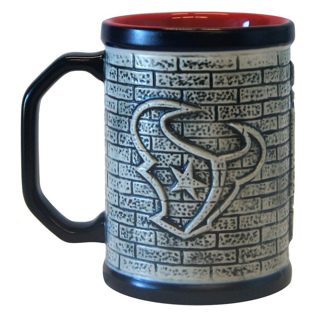 Boelter Houston Texans Stone Coffee Mug