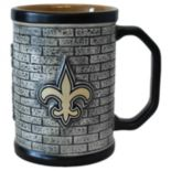 Boelter New Orleans Saints Stone Coffee Mug