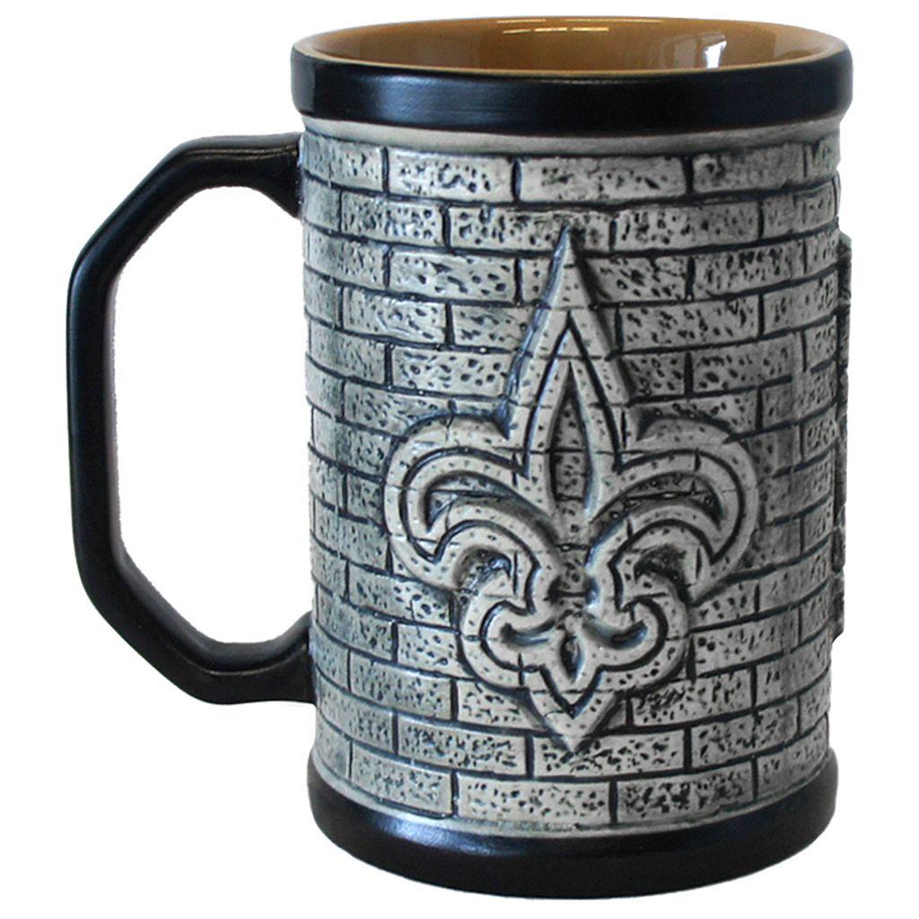 Boelter New Orleans Saints Stone Coffee Mug