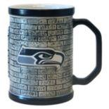 Boelter Seattle Seahawks Stone Coffee Mug