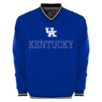 Men's Franchise Club Kentucky Wildcats Trainer Windshell Pullover