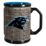 Boelter Carolina Panthers Stone Coffee Mug