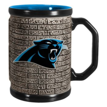 Boelter Carolina Panthers Stone Coffee Mug